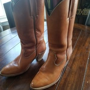 Frye Faye Pull On Boots